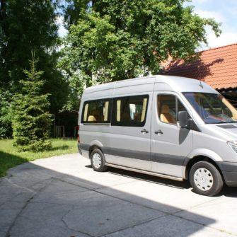 Микроавтобус Mercedes (8 мест)