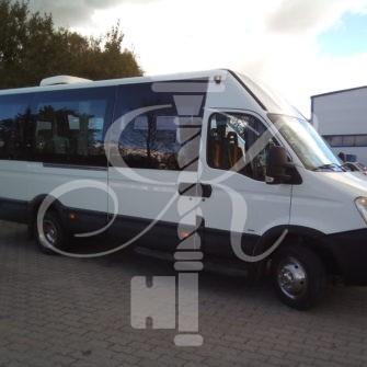 Микроавтобус Mercedes (18 мест)