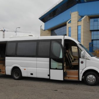 Автобус Mercedes Sprinter (21 место)