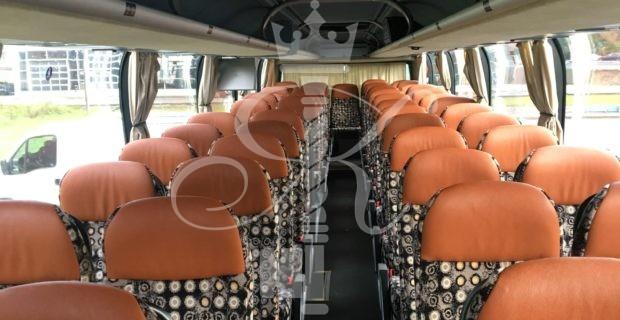 Аввтобус Неоплан на 55 мест - фото внутри