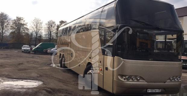 аренда автобуса Неоплан на 55 мест