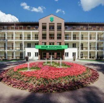 Санаторий в Литве