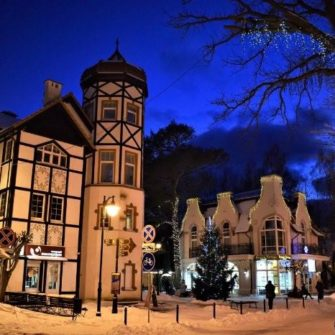 Новогодние «Сокровища Балтийского побережья»