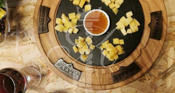 «Гастрономическое средневековье» - дегустация сыров на экскурсии