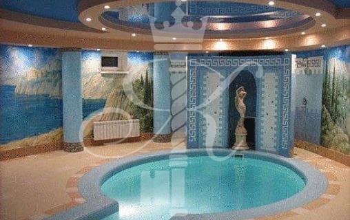Отель «Вилла Гламур» бассейн