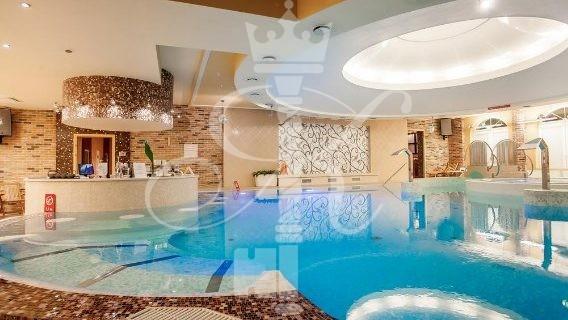 Гостиница «Кайзерхоф» бассейн