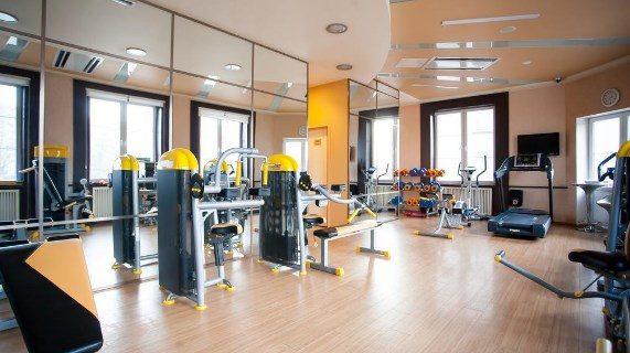 Гостиница «Кайзерхоф» фитнес центр