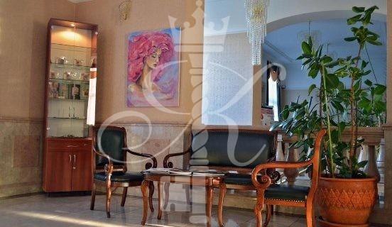 гостиница Москва - холл