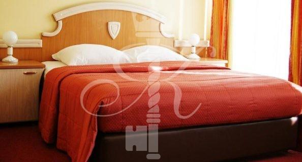 гостиница Москва - фото номера с двухспальной кроватью