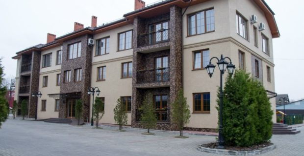 Гостиница «Риверсайд» в Калининграде