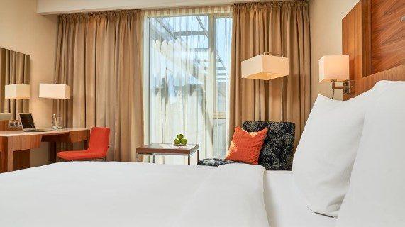 Гостиница «Radisson Blue Hotel» фото номера