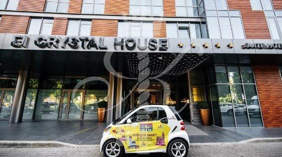 Гостиница «Crystal House Suite Нotel & SPA» фото 4