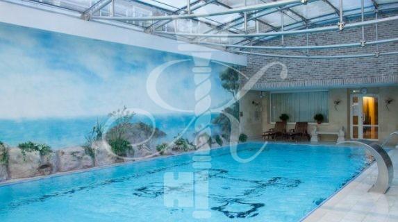 Отель Royal Falke Resort & SPA бассейн