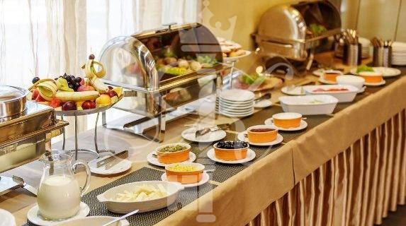 Отель «Люмьер» питание