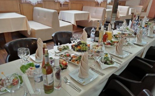 Отель «Олимп» ресторан