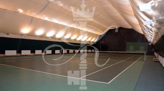 Отель «Олимп» теннисный корт
