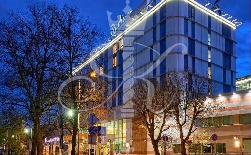 Гостиница «Radisson Blue Hotel»