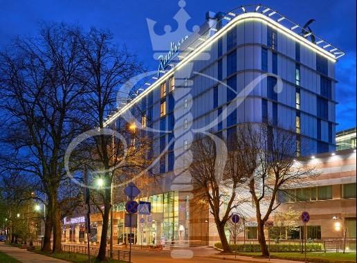 Гостиница «Radisson Blue Hotel» ★★★★