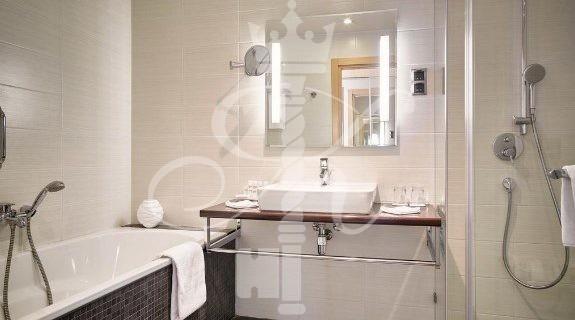Гостиница «Radisson Blue Hotel» ванная комната