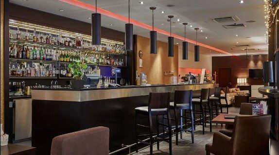 Гостиница «Radisson Blue Hotel» бар