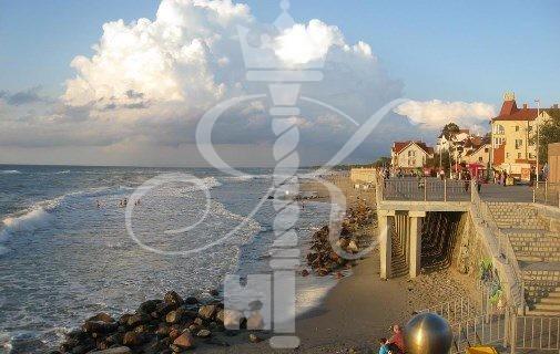 Отель «Самбия» пляж