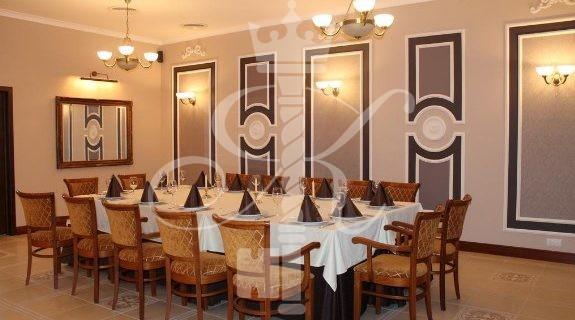 Отель «Самбия» ресторан