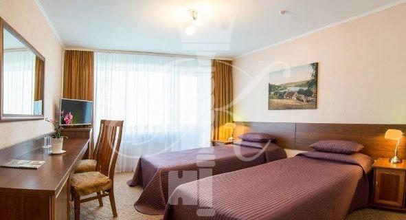 Отель-пансионат «Волна» номер