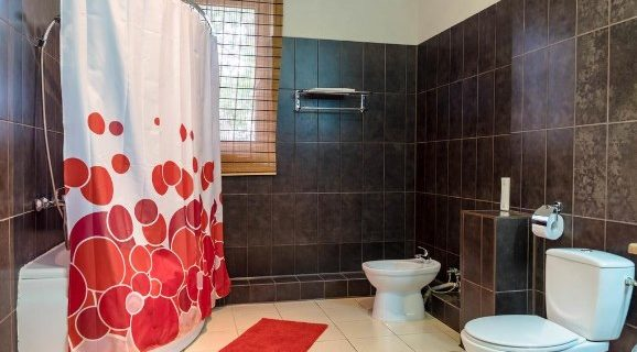 Отель «Акватория» ванная комната