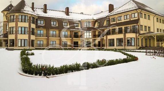 Отель «Аура» зимой