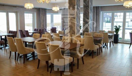 Отель «Аура» ресторан