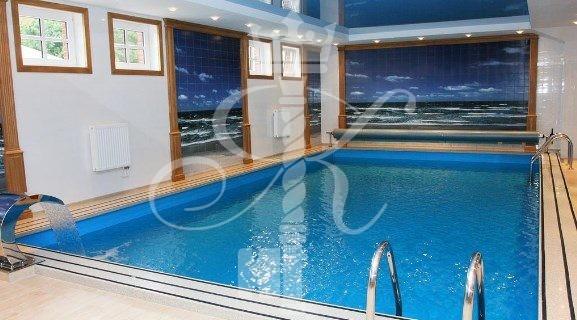 Гостиница «Беккер» бассейн