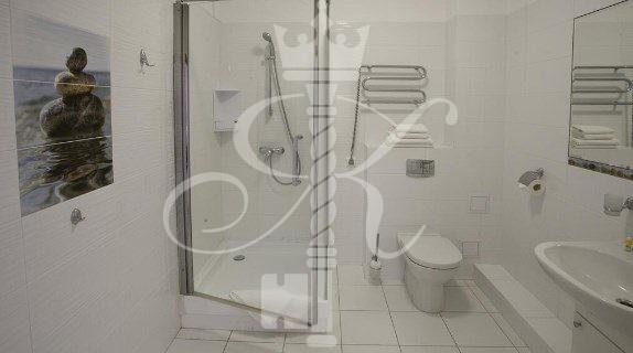 Гостиница «Беккер» ванная комната