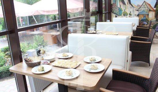 Гостиница «Геркулес» завтраки