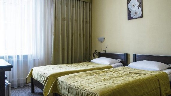 Гостиница «Балтийская корона» двухместный номер