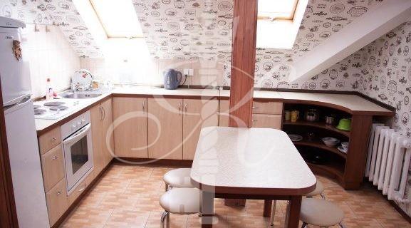 Отель «Кранц» кухня