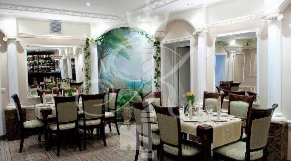 Отель «Кранц» ресторан