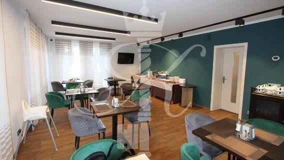 Отель «Кристалл» кафе