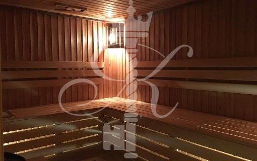 Отель «Кристалл» сауна фото