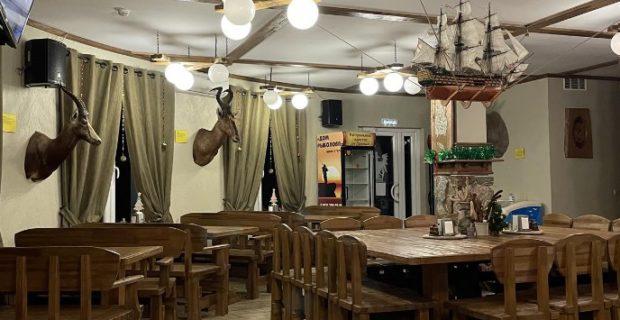 Отель «Дом рыболова» обеды