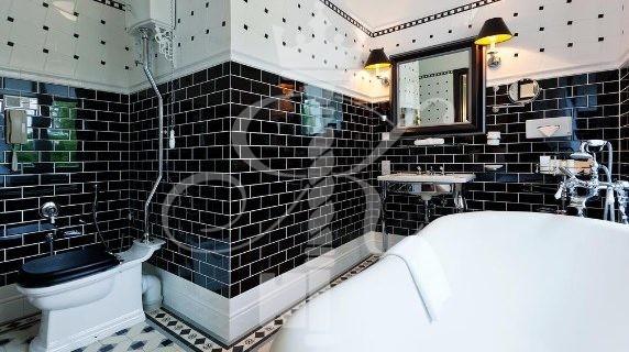 Отель «Шлосс» ванная комната