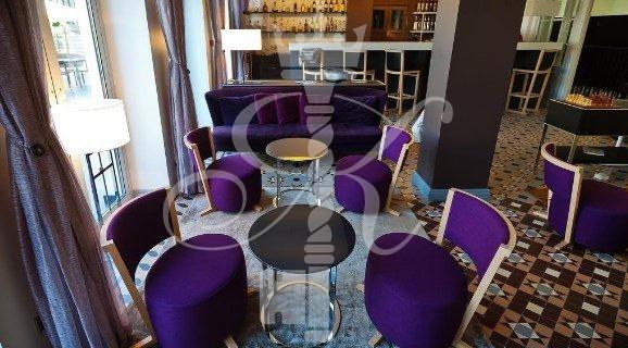 Отель «Шлосс» кафе
