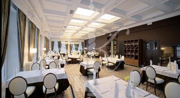 Отель «Шлосс» ресторан