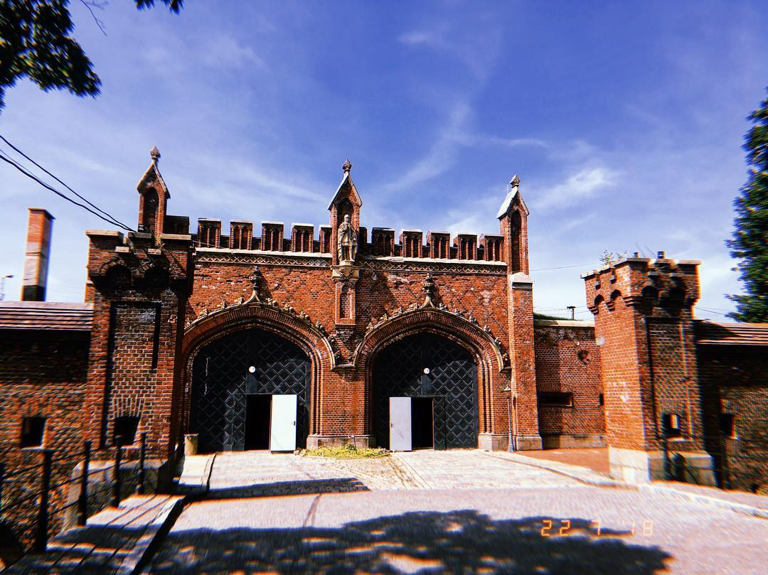 фото фридландские ворота