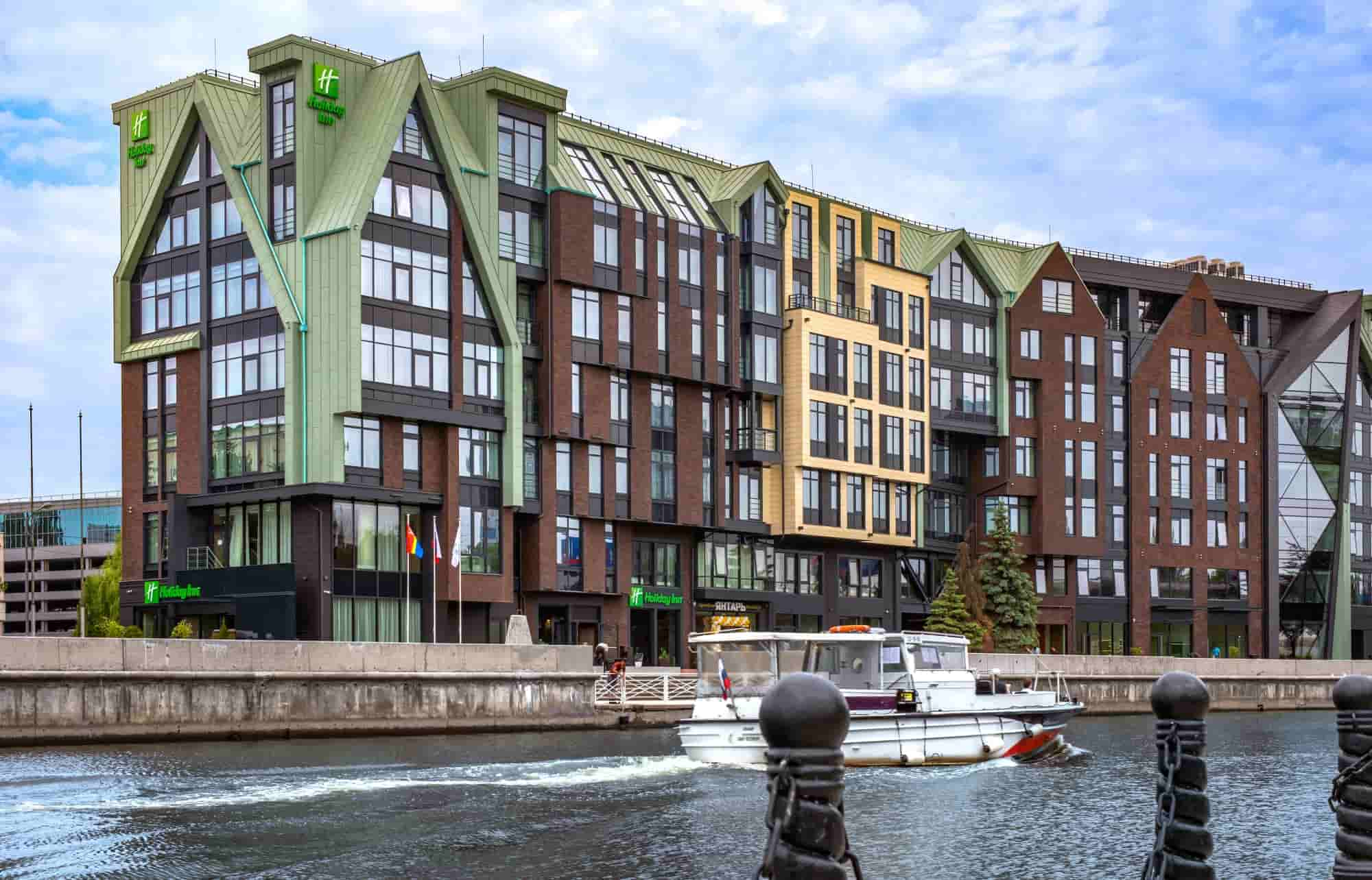Гостиница Holiday Inn Kaliningrad
