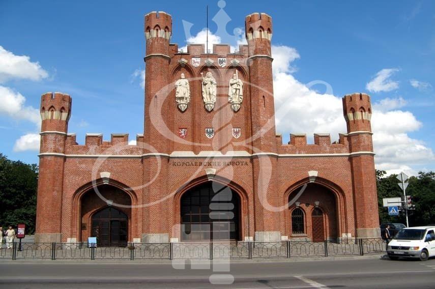 фото королевские ворота