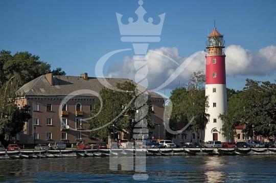 фото маяк пиллау в балтийске