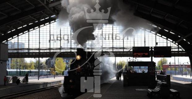 фото ретропоезд калининград