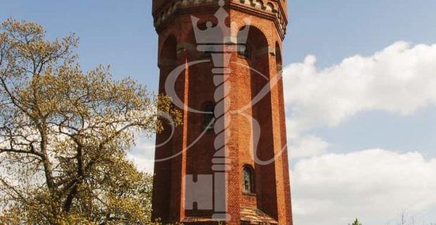 фото водонапорная башня