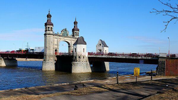 советск мост королевы луизы